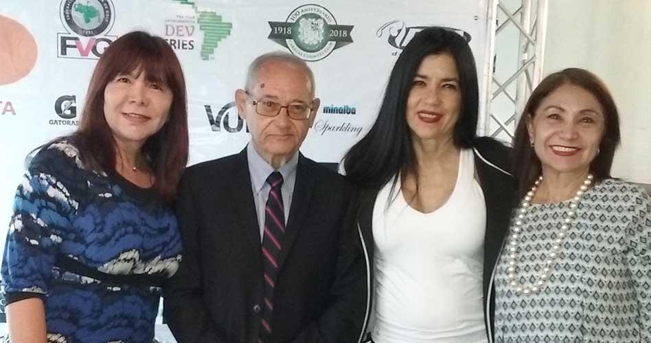 34º Abierto de Venezuela y los 100 años del CCC