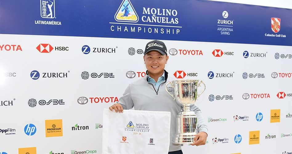 Baik define el Molino Cañuelas Championship en desempate