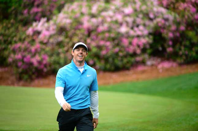 Rory persigue su Grand Slam