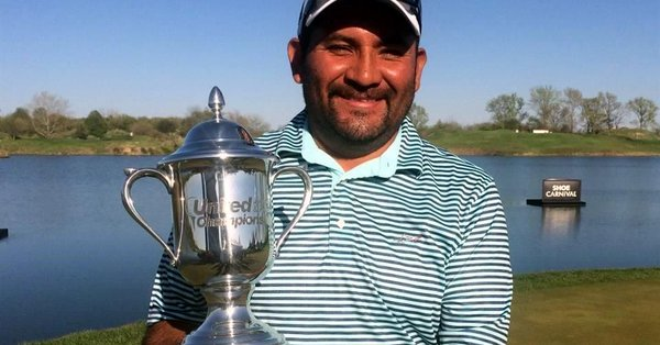 Celebra México: Rodríguez gana en Indiana y asegura su tarjeta en el PGA Tour 2018-19