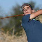 Chileno Joaquín Niemann alista su debut profesional en el Valero Texas Open