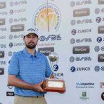 Cristóbal Del Solar logra la victoria en el 87º Abierto OSDE del Centro