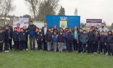 El gran aporte de Angostura Country Club para masificar el golf en Chile