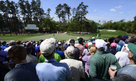 Horarios de salida del sábado en el 82º Masters Tournament