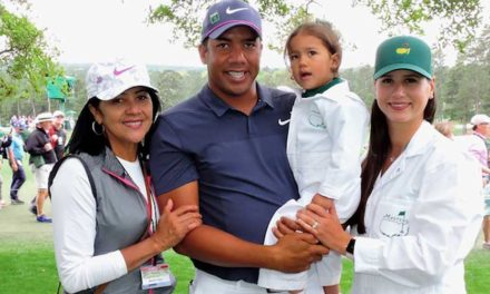 Jhonattan Vegas disputará el Masters de Augusta a partir de este jueves en el prestigioso Augusta National Golf Club