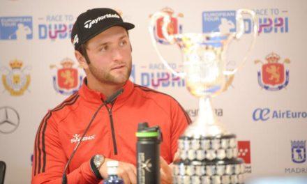 """Jon Rahm promete espectáculo en el Open de España: """"Vengo a ganar"""