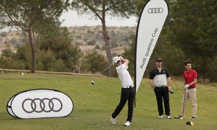 La Audi Quattro Cup de golf arranca su 26ª temporada en Alenda Golf