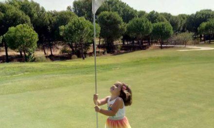 La mejor edad de inicio en el golf