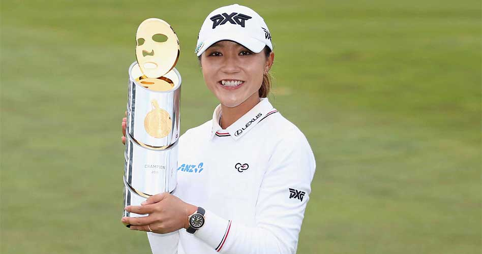 Lydia Ko consigue la victoria dos años después