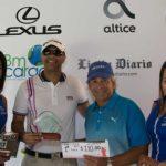 Malespín y Felix ganan en playoff en 3ra. Parada Golf Channel AM Tour RD