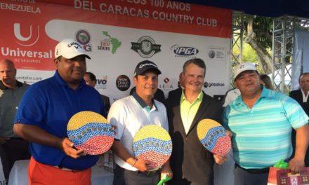 Miguel Martínez inicia ganando el ProAm del 34 Abierto de Venezuela