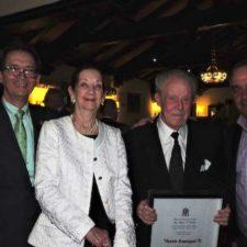 Otorgados los méritos 2017 en Pro del Golf Nacional