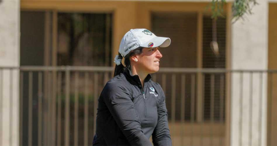Ana Margarita Raga alcanza un top 10 en Arizona