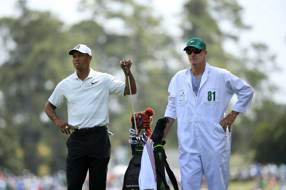 Tiger Woods crecerá encendido del fin de semana