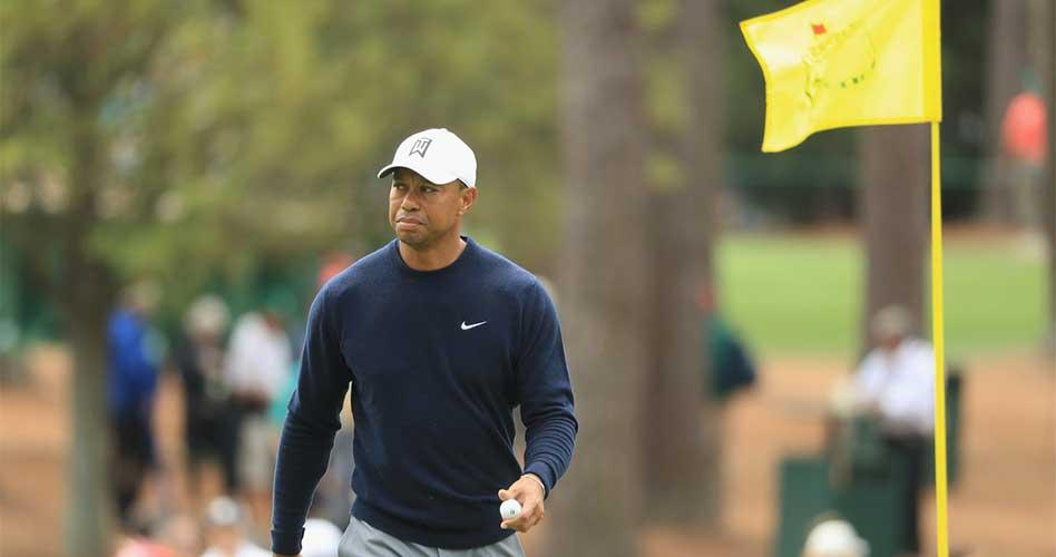 """Tiger Woods sobre Niemann: """"Tiene un swing hermoso y un talento impresionante"""""""