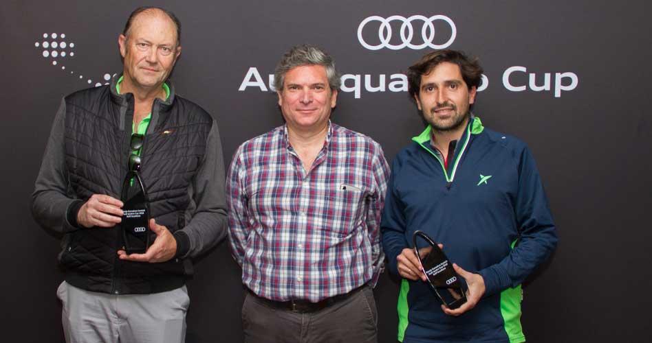 Triple cita de la Audi quattro Cup en Golf Guadiana, Aloha Golf y Club de Campo del Mediterráneo