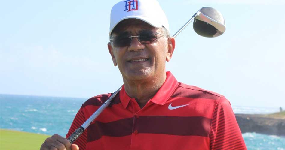 Villalona: el dirigente de golf de alto rendimiento