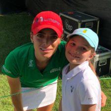 5 Latinas en el US Women's Open de Golf en Alabama