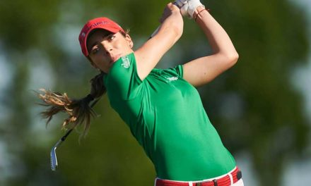 5 Latinas en el US Women's Open de Golf en Alabama