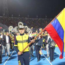 Argentina y Colombia adelante en XI Juegos Suramericanos