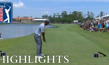 Así fue la mejor vuelta de Tiger Woods en su historia en el THE PLAYERS