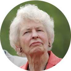 Betsy Rawls: admirada dentro y fuera de la cancha