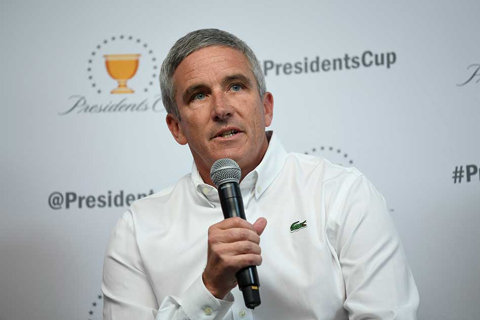 Comisionado discute presente del PGA TOUR y su influencia en América Latina (cortesía Chris Condo / PGA TOUR)