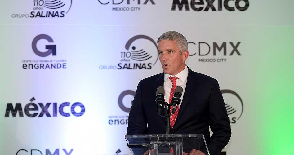 Comisionado discute presente del PGA TOUR y su influencia en América Latina