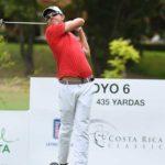 Echavarría, Celia, Gómez y Rozo, llegan a la ronda final con posibilidades de título en el Costa Rica Classic