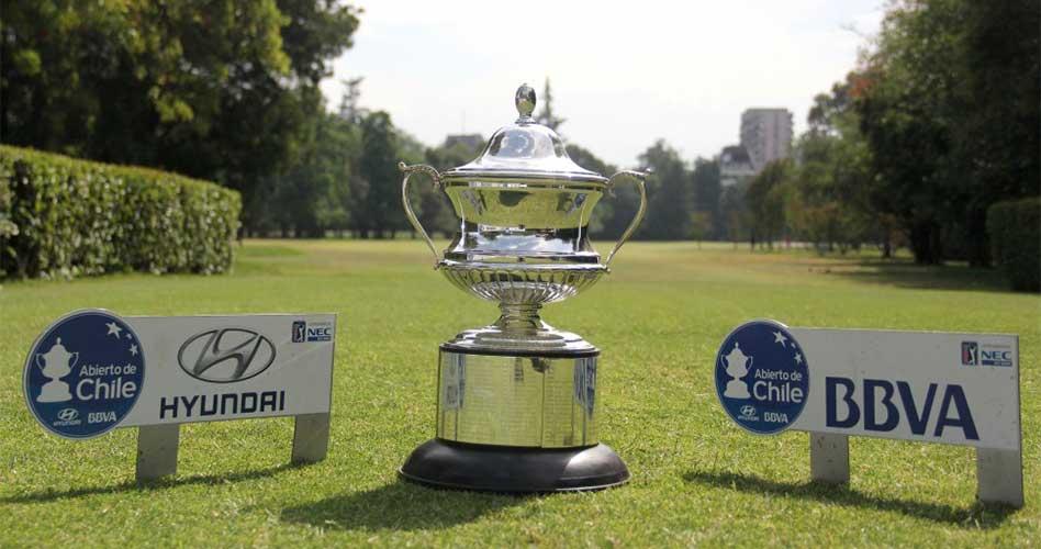 El Abierto de Chile se acerca al PGA Tour Latinoamérica y al Club de Golf Mapocho