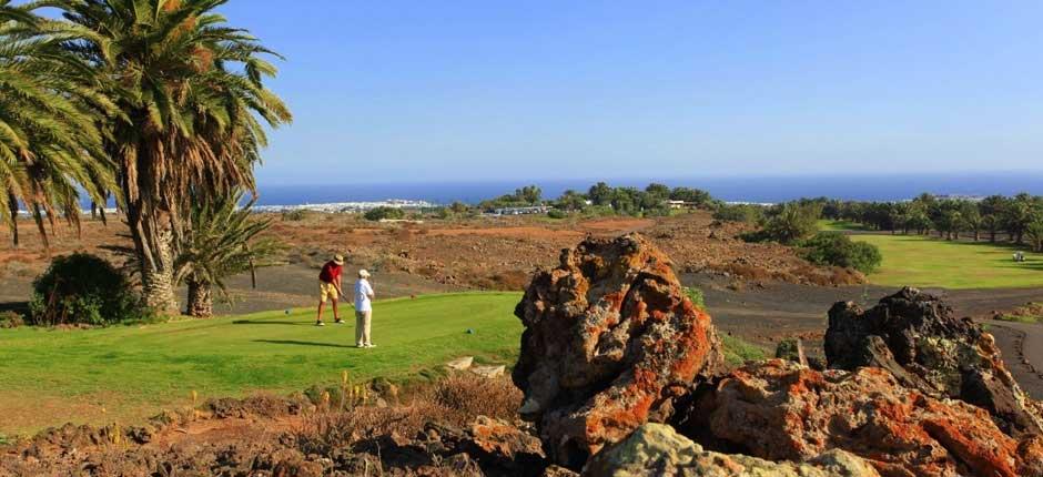 El Circuito Canario de Golf aterriza este fin de semana en Lanzarote
