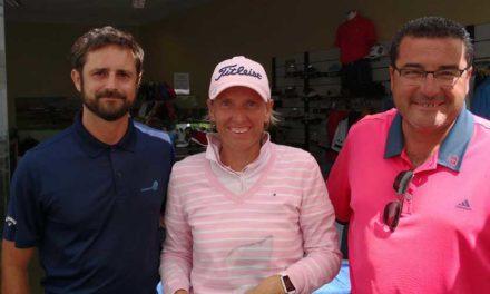 El Circuito Canario de Golf vivió dos intensas jornadas en los campos de Lanzarote
