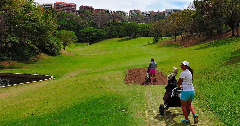 En la forja de los grandes sueños en el golf