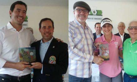 Ernesto Martínez y Valentina Gilly Campeones en VAGC