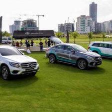 Ford se lleva la 5ta edición del Mercedes Trophy