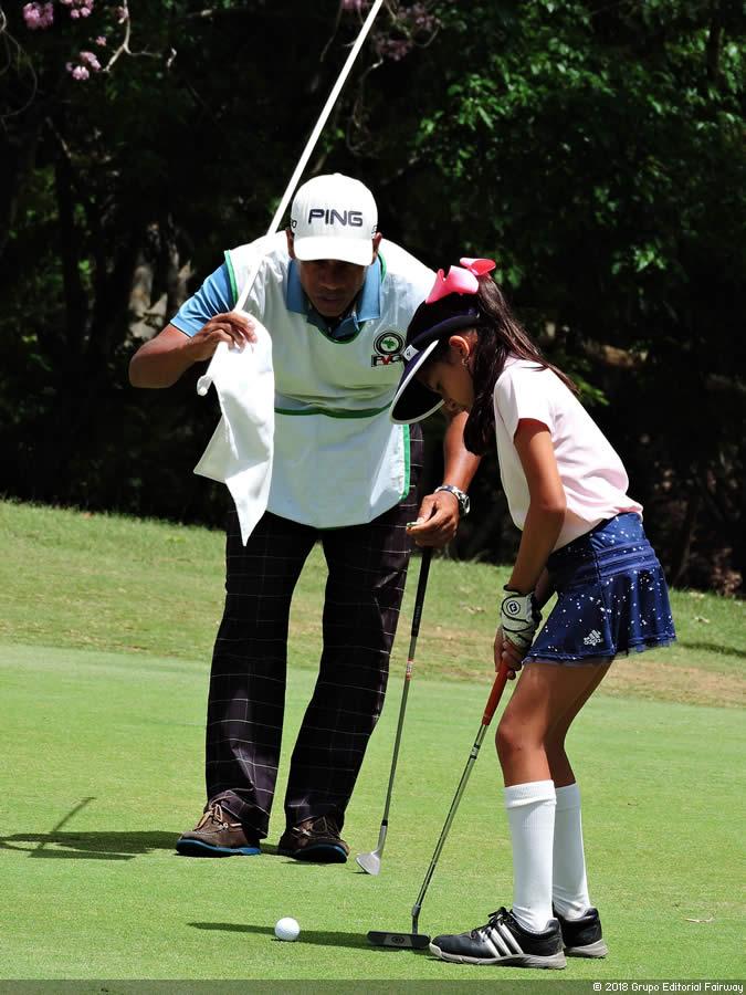 Galería, clasificatorio y golf familiar en el marco de la ...