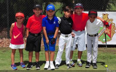 Galería, clasificatorio y golf familiar en el marco de la celebración del 1er Abierto Sambil Juvenil