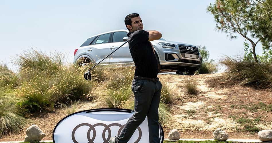 Golf Altorreal reúne a 200 jugadores en la novena prueba de la Audi quattro Cup 2018