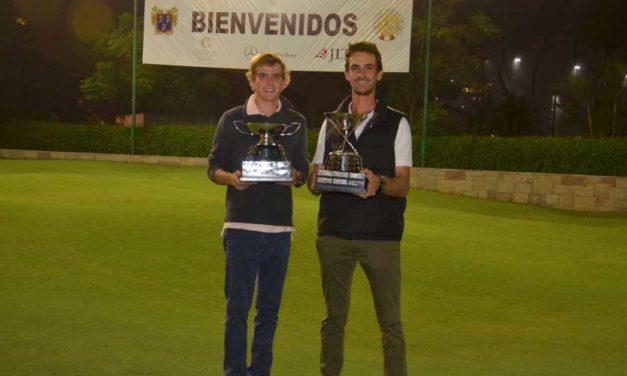 Gran actuación de Luis Fernando Barco en el Lima Golf