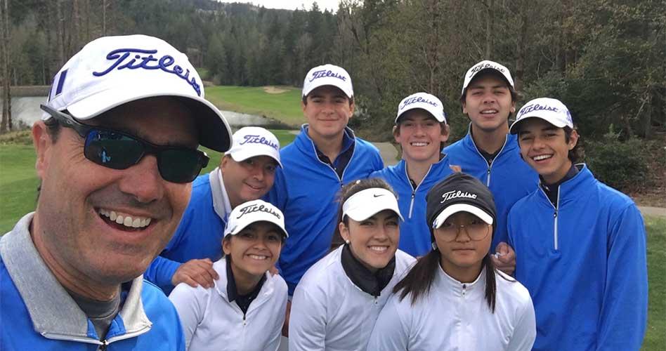 Importante actuación de la selección de golf juvenil guatemalteca en Canadá
