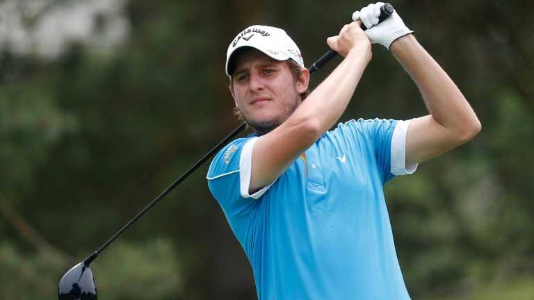 Importantes ascensos de Grillo y Carballo destacan este lunes en el ranking mundial de golf