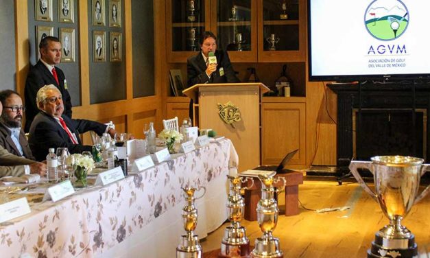 Inauguran la LXX edición del principal torneo de golf mexicano