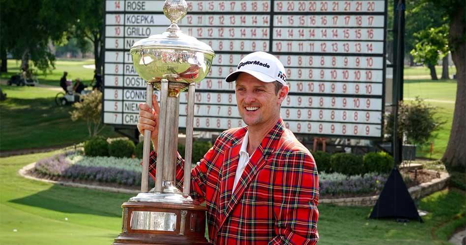 Justin Rose logra su noveno triunfo en el PGA Tour y Jon Rahm acaba quinto
