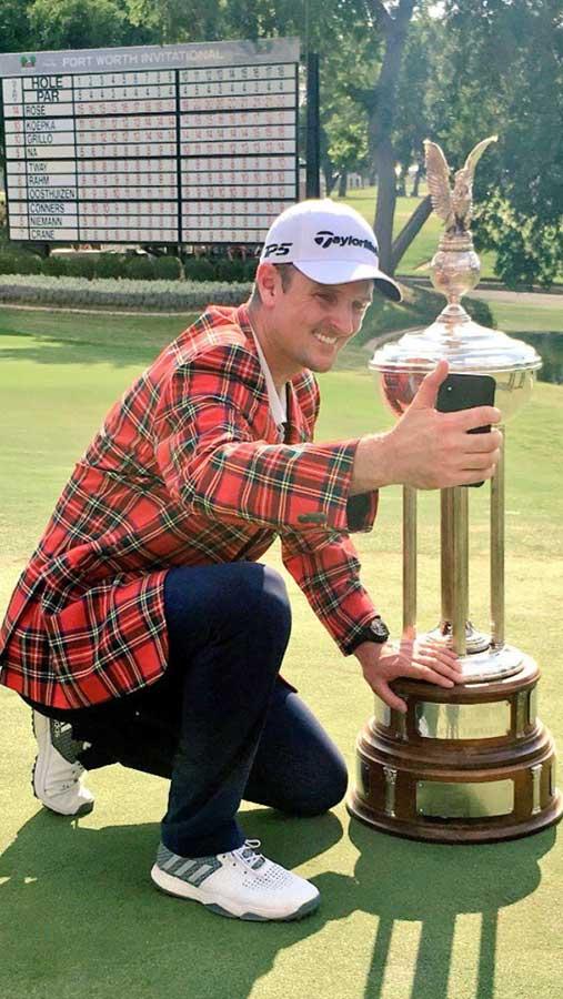 Rose ganador de 9 PGA y 2 en la temporada 2017-18
