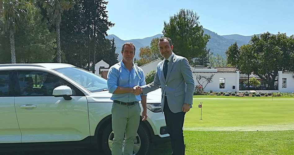 Lauro Golf y Volvo Vypsa conducirán juntos su futuro