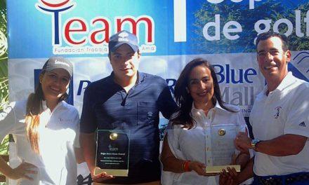 Los Bermúdez, campeones Copa TEAM de Golf 2018