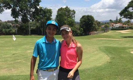 Neira y Soto clasifican al Sudamericano Prejuvenil