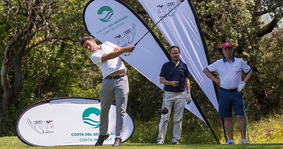 Norba Club de Golf se vuelca con el Audi Movistar+ Tour Race To Costa del Sol