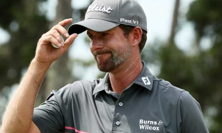 Simpson muy cerca de ganar THE PLAYERS Championship