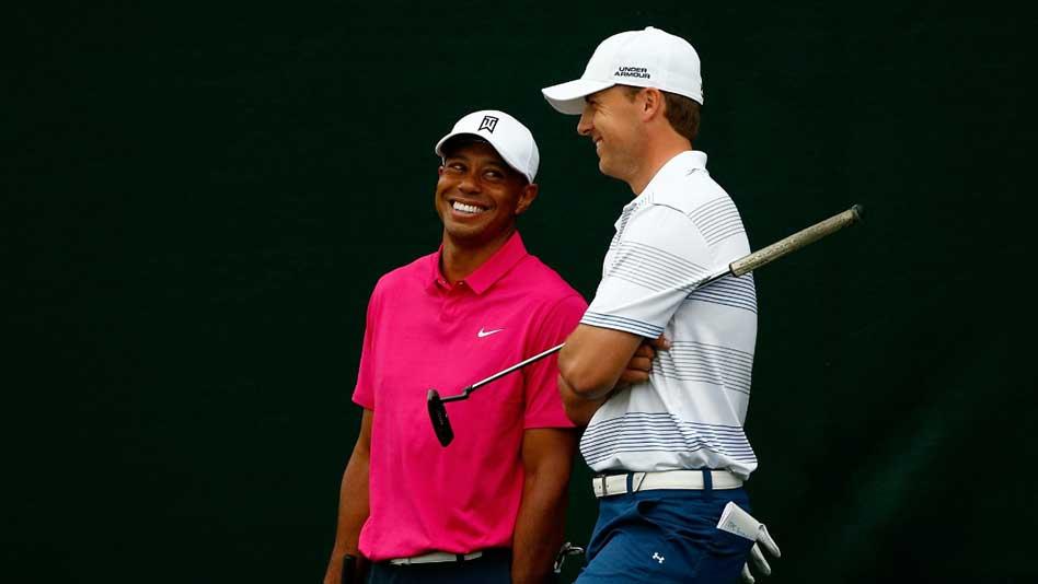 Tiger a punto de ganar y Thomas No. 1 del Mundo